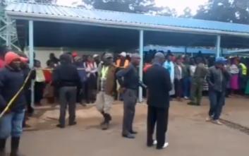 Τραγικό δυστύχημα στην Κένυα: Τουλάχιστον 13 μαθητές σκοτώθηκαν όταν ποδοπατήθηκαν