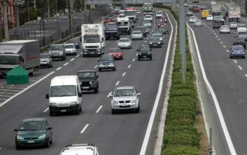 Κίνηση τώρα: Ποιοι δρόμοι παρουσιάζουν δυσκολίες