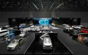 Η Mercedes αποκαλύπτεται στο Σαλόνι Αυτοκινήτου της Γενεύης