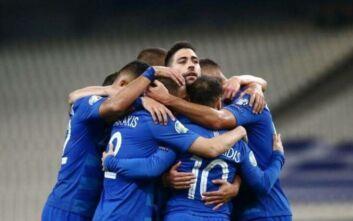 Οι πιθανοί αντίπαλοι της Εθνικής Ελλάδας στο Nations League