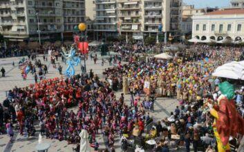 Πάτρα: Πάνω από 14.000 παιδιά θα συμμετάσχουν στη μεγάλη παρέλαση του Καρναβαλιού των Μικρών