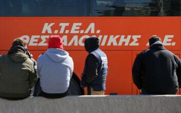 Στον στόλο της αστικής συγκοινωνίας προστίθενται 40 σύγχρονα λεωφορεία των ΚΤΕΛ Θεσσαλονίκης