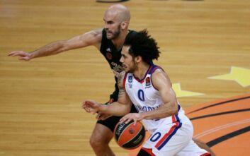 Τούρκος και με τη βούλα ο κορυφαίος παίκτης της Euroleague, Σέιν Λάρκιν