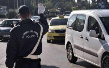 Κυκλοφοριακές ρυθμίσεις στην Λεωφόρο Μεσογείων την Κυριακή