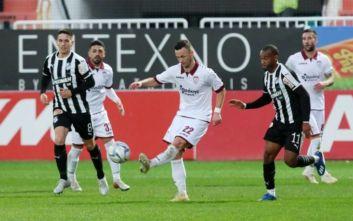 Super League 1: Χωρίς γκολ το ΟΦΗ - ΑΕΛ