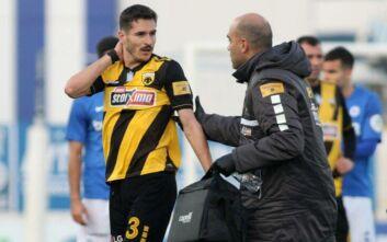 Οι αντιδράσεις των παικτών της ΑΕΚ για τον... κίτρινο πυρετό στο Περιστέρι