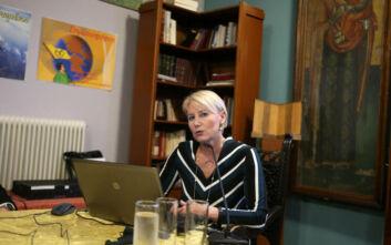 Νατάσα Παζαΐτη: Σπάνια δημόσια εμφάνιση - Μίλησε σε εκδήλωση για τον καρκίνο