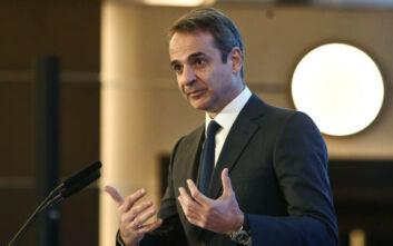 Μητσοτάκης: Η ΕΕ πρέπει να βρει έναν τρόπο να επανέλθει στον δρόμο της ανάπτυξης