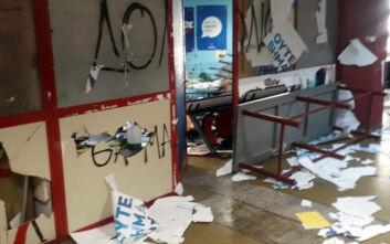 Ανάληψη ευθύνης για την επίθεση στη ΔΑΠ στο ΠΑ.ΠΕΙ. – Υπέγραψε η Αναρχική ομάδα «Σπύρος Σούλης» - Τομέας «Άλλαξέ το»