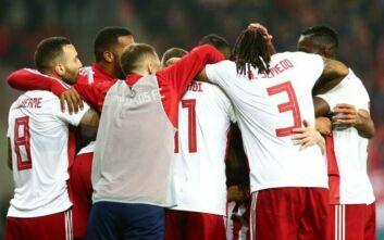 Ολυμπιακός: Σχήμα 4-3-3 δείχνει να επιλέγει ο Μαρτίνς για το ματς με Άρσεναλ