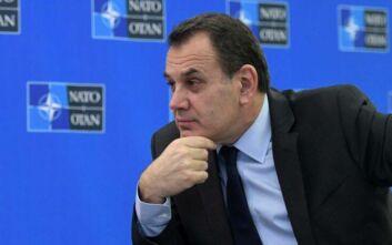 Παναγιωτόπουλος: Περισσότερη ΝΑΤΟϊκή δραστηριότητα για ανάσχεση των μεταναστευτικών ροών