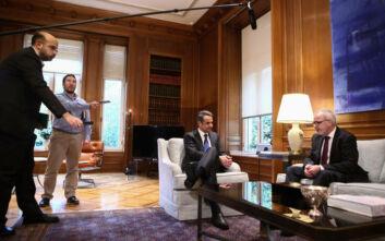 Κυριάκος Μητσοτάκης: Έχουμε φιλόδοξα σχέδια για το 2020