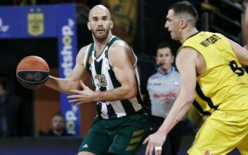 Basket League: Νίκη στη Θεσσαλονίκη για τον Παναθηναϊκό
