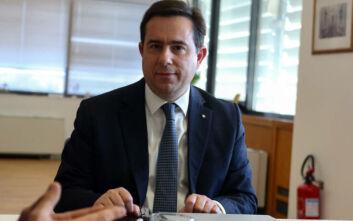 Μηταράκης στο CNN: Η Ελλάδα σέβεται απόλυτα το διεθνές δίκαιο - Δεν γίνονται παράνομες επαναπροωθήσεις προς την Τουρκία