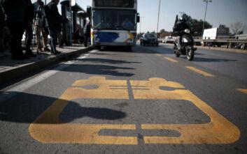 Νέες σύγχρονες κάμερες στις λεωφορειολωρίδες - Πρόστιμα και αύξηση της αστυνόμευσης