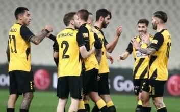Στους «4» του κυπέλλου η ΑΕΚ, 4-0 τον Παναιτωλικό