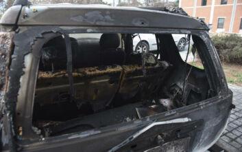 Ανάληψη ευθύνης για τον εμπρησμό τριών αυτοκινήτων του Υπουργείου Πολιτισμού στη Θεσσαλονίκη