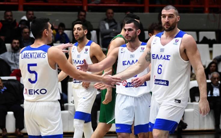 Με το δεξί η Ελλάδα στα προκριματικά του Eurobasket