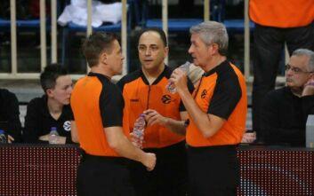 Ανακοίνωση της ΚΑΕ Παναθηναϊκός για την επίθεση στους διαιτητές του ματς με τη Μπαρτσελόνα
