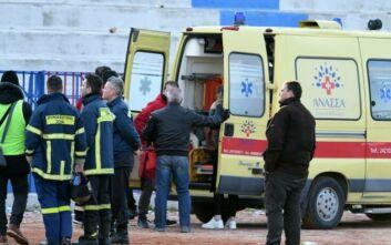 Στο νοσοκομείο οπαδός λόγω σοβαρών επεισοδίων στο ντέρμπι του Βόλου