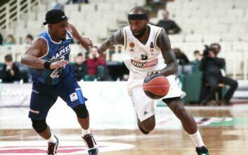 Basket League: Ο Παναθηναϊκός διέσυρε με 121-78 την Λάρισα