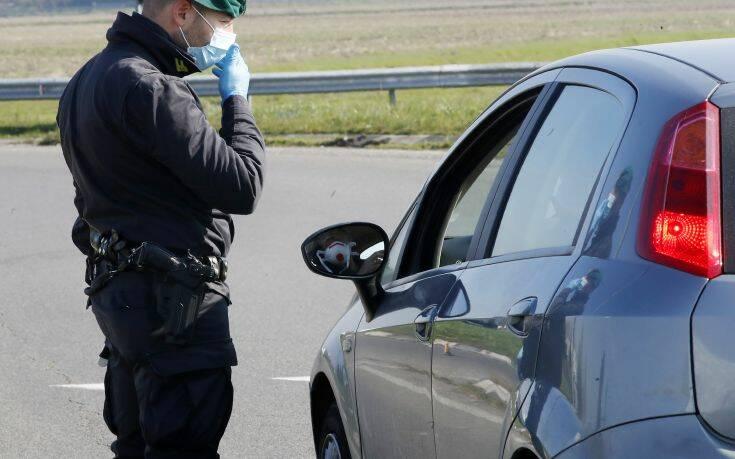 Πανικός και τρόμος στην Ιταλία με άδεια ράφια και πάνοπλους αστυνομικούς- 7 τα θύματα του κορονοϊού στη γειτονική χώρα - Σχέδιο και μέτρα αν χρειαστεί και στην Ελλάδα