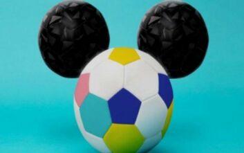 Disney, το όχημα της UEFA για τις γυναίκες παίκτριες του αύριο