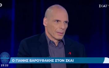 Βαρουφάκης: Ο ΣΥΡΙΖΑ είναι ένα βαθιά μνημονιακό κόμμα