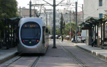 Διακόπτονται δρομολόγια του τραμ από τη Δευτέρα 16 Μαρτίου