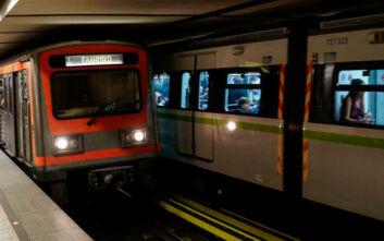 Εργαζόμενοι στο μετρό: Να ληφθούν μέτρα για την προστασία από τον κορονοϊό