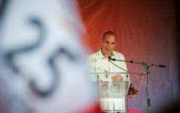 Το πόθεν έσχες του προέδρου του κόμματος ΜέΡΑ25 Γιάννη Βαρουφάκη