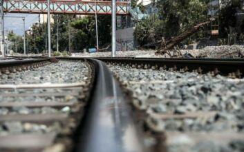Κακοκαιρία Ιανός: Διακοπή δρομολογίων σιδηροδρομικής γραμμής Αθήνα - Θεσσαλονίκη - Αθήνα