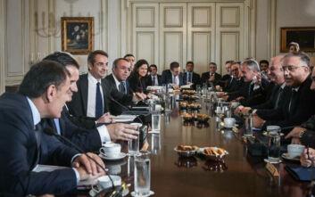 Συνεδριάζει στις 12 το υπουργικό συμβούλιο υπό τον Κυριάκο Μητσοτάκη