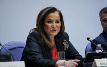 Μπακογιάννη: Αυτό που χρειάζεται η χώρα είναι εθνική ομοψυχία και εθνική συναίνεση στην πράξη