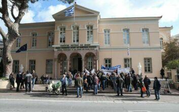 Λέσβος: Παράσταση διαμαρτυρίας των κατοίκων της Μόριας
