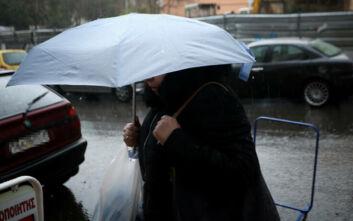 Κακοκαιρίας συνέχεια με ισχυρές βροχές και καταιγίδες