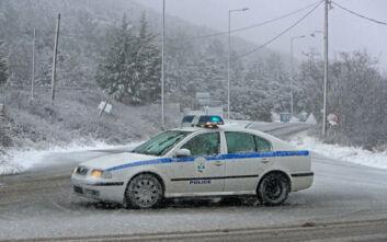 Κεντρική Μακεδονία: Σε ποιους δρόμους χρειάζονται αλυσίδες