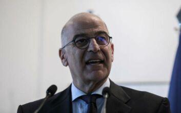 Δένδιας: Πρωταρχικής σημασίας η παύση των εχθροπραξιών και της ξένης παρέμβασης στη Λιβύη