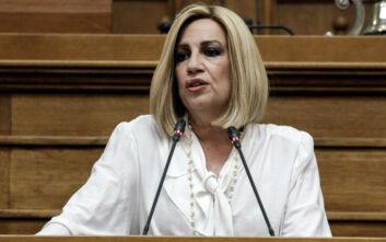 Γεννηματά: Εφαρμόστε, κ. Μητσοτάκη, ολοκληρωμένο και αποτελεσματικό πρόγραμμα προστασίας κατά της πανδημίας