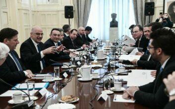 Δένδιας μετά το Συμβούλιο Εξωτερικής Πολιτικής: Διαπιστώθηκε ομοψυχία και υπευθυνότητα
