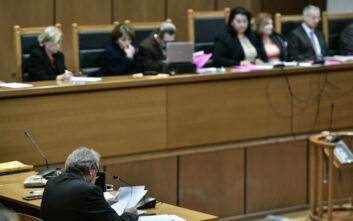 Δίκη Χρυσής Αυγής: Τη Δευτέρα οι αγορεύσεις της υπεράσπισης των 68 κατηγορουμένων