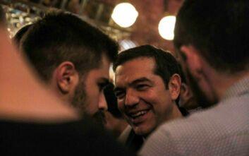Τη Δευτέρα απαντά ο Τσίπρας στις ερωτήσεις των μελών του isyriza - Τέθηκαν πάνω από 1.600 ερωτήματα