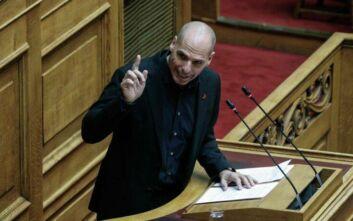 Βαρουφάκης: Να ζητήσει συγνώμη ο ΣΥΡΙΖΑ από τις κυβερνήσεις Σαμαρά και Παπανδρέου
