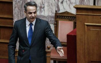 Συνάντηση Μητσοτάκη - Κουρτς στη Βιέννη - «Να μη γονατίσει η Ελλάδα μπροστά στον Ερντογάν»