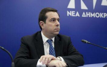 Μηταράκης: Η νέα κλειστή και ελεγχόμενη δομή δεν θα επιτρέπει καμία μόνιμη παραμονή μεταναστών στη Χίο