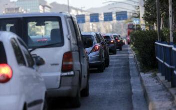 Κίνηση τώρα: Καθυστερήσεις στους κεντρικούς δρόμους - Πού εντοπίζονται τα μεγαλύτερα προβλήματα