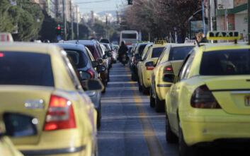 Κίνηση τώρα: Στα κόκκινα η Αθηνών - Λαμίας λόγω τροχαίου