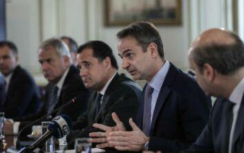 Κυριάκος Μητσοτάκης: Η κυβέρνηση έχει προωθήσει Εθνικό Σχέδιο Μεταρρυθμίσεων