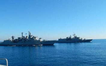 Για ποιο λόγο αναβλήθηκε η μεγάλη ναυτική άσκηση «Καταιγίδα» που θα ξεκινούσε σήμερα