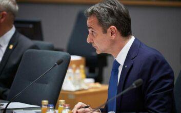 Στις 11 Μαρτίου συνάντηση Μητσοτάκη – περιφερειαρχών για τις δημόσιες επενδύσεις